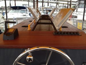 The Sac Brew Boat ready to launch!