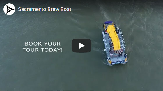Sac Brew Boat on YouTube